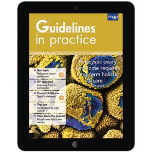 Guidelines in Practice app