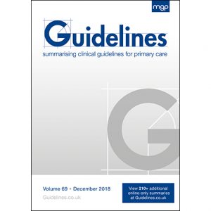 Guidelines: annual subscription (+ digital access)