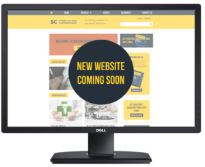 New Specialised Commissioning website coming soon