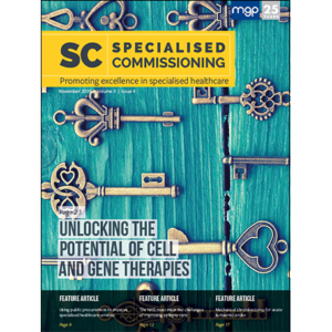 Specialised Commissioning: annual subscription
