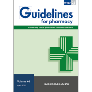 Guidelines for Pharmacy: single edition