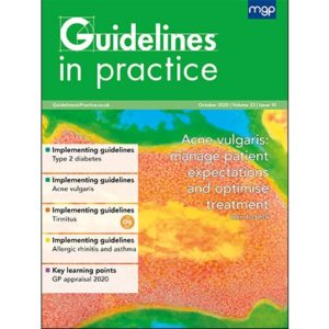 Guidelines in Practice: annual subscription