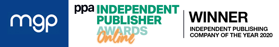 MGP named the PPA's Independent Publisher of the Year